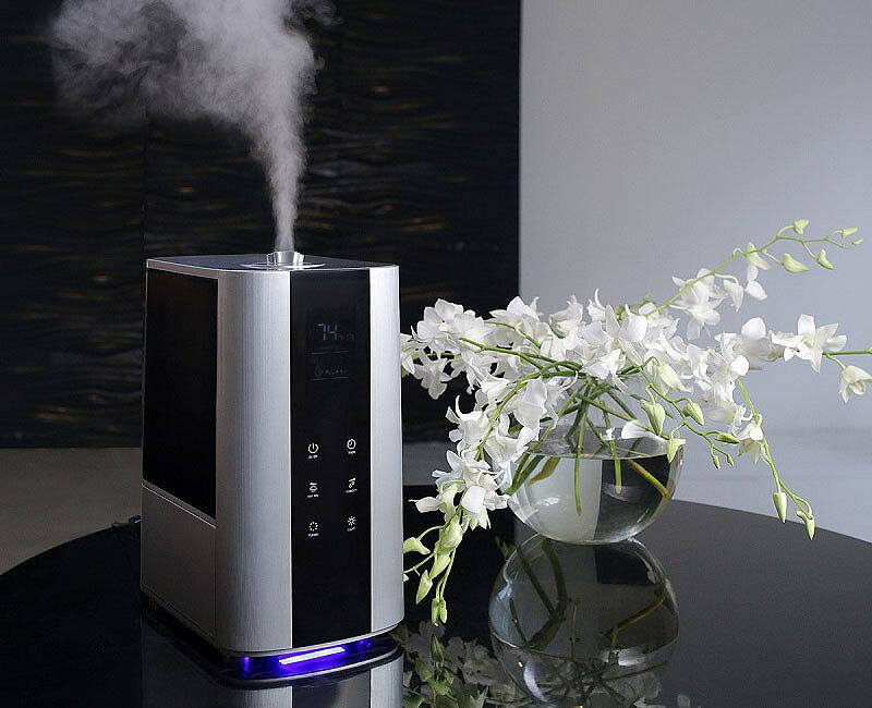 Какой увлажнитель воздуха можно купить для квартиры